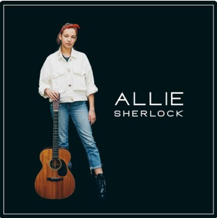 Allie Sherlock EP éponyme - Art Cover
